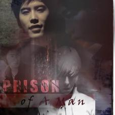 prison of a man